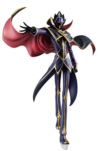 CODE GEASS Lelouch of the Re;surrection MEGAHOUSE G.E.M. ZERO