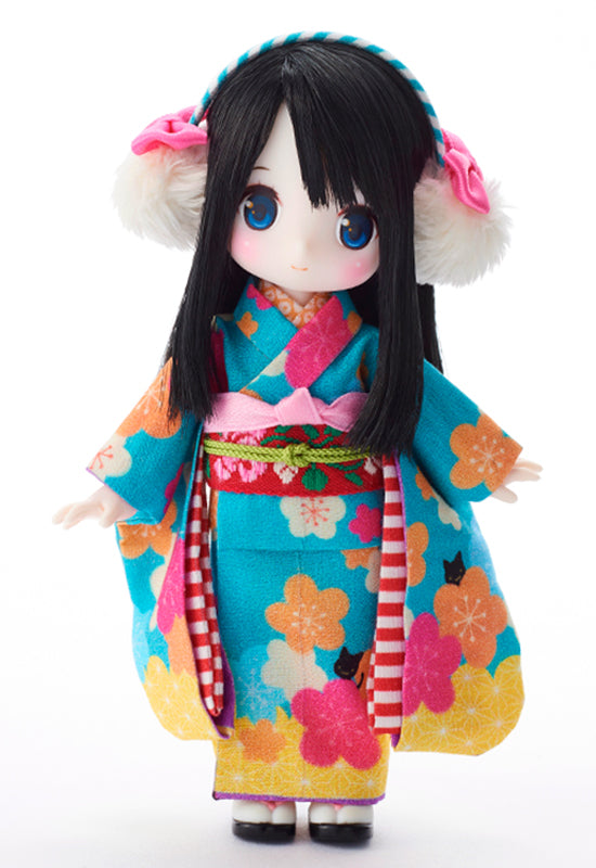 chuchu doll HINA HOBBY JAPAN 「Cerulean cat」