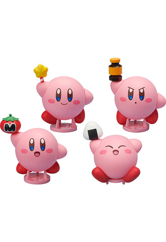 Kirby Good Smile Company Corocoroid Kirby Collectible Figures (re-run)(Set of 6 Blind Box)