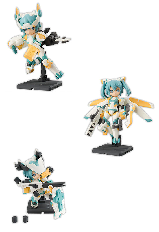 DESK TOP ARMY MEGAHOUSE Sylphy Ver.1.5 TEAMα (Box of 3)