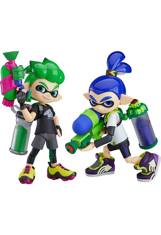 462-DX Splatoon/Splatoon 2 figma Splatoon Boy: DX Edition