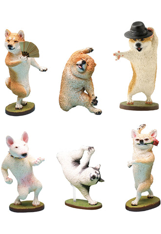 ANIMAL LIFE UNION CREATIVE Dancing Dog (1 Random Blind Box)