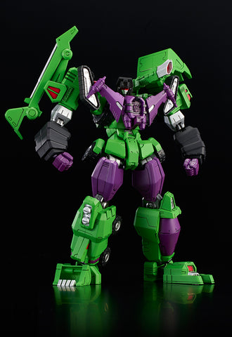 TRANSFORMERS Flame Toys Furai Model Devastator
