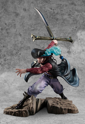 ONE PIECE P.O.P. MEGAHOUSE NEO-MAXIMUM Dracule Mihawk
