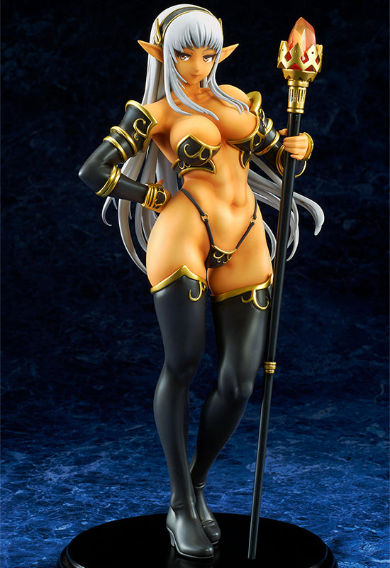 Dragon's Crown BEAT (Q-SIX) The Dark Elf Beastmaster POLYSTONE Figure