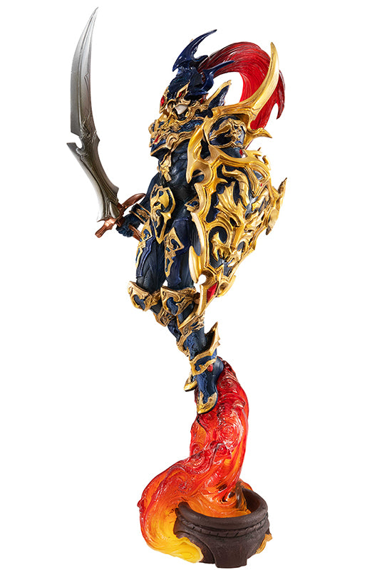 Yu-Gi-Oh Duel Monsters MEGAHOUSE ART WORKS MONSTERS Chaos Soldier