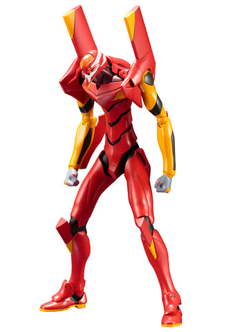 EVANGELION Kotobukiya EVANGELION TYPE-02 TV VER.MODEL KIT (3rd REPRODUCTION)