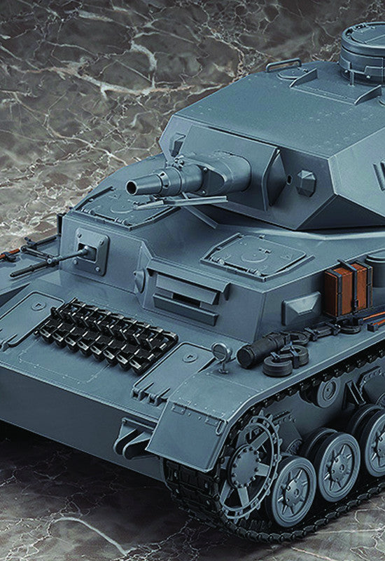 figma Vehicles Panzer IV Ausf  D Tank Equipment Set