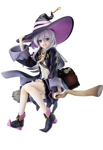 The Journey of Elaina FURYU Corporation Elaina 1/7 Scale Figure