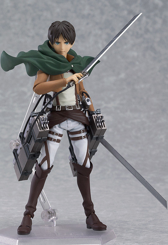 207 Attack on Titan figma Eren Yeager