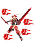 FRAME ARMS GIRL Kotobukiya WEAPON SET JINRAI Ver. MODEL KIT