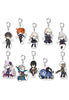 Fate/Grand Order HOBBY STOCK Pikuriru! Fate/Grand Order Trading Acrylic Keychain vol.8 (Set of 10 Characters)