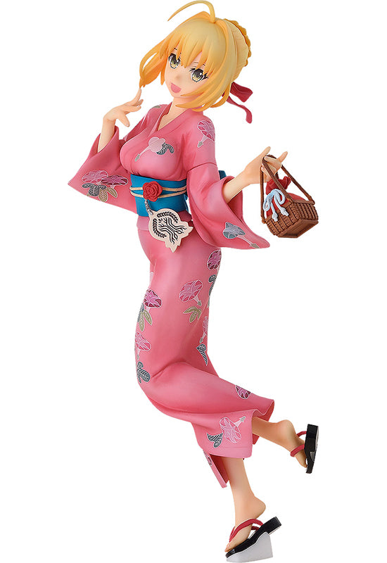 Fate/Grand Order FREEing Saber/Nero Claudius: Yukata Ver.