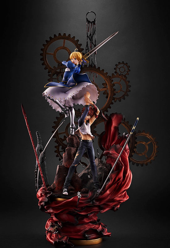 "Fate/stay night ANIPLEX 15th anniversary figure ""The Path"""