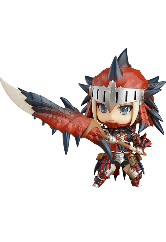 993 MONSTER HUNTER: WORLD Nendoroid Hunter: Female Rathalos Armor Edition