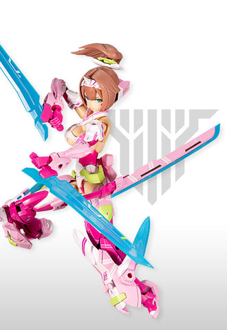 Figure JAPAN Vol.6 HOBBY JAPAN Megami Device