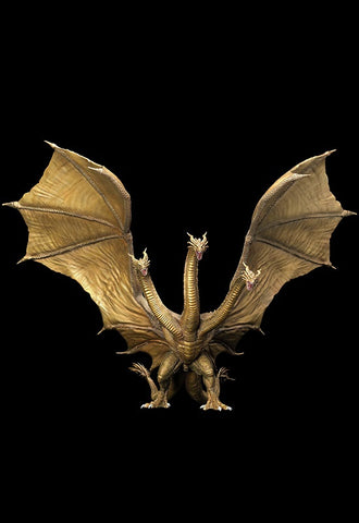 HYPER SOLID SERIES Art Sprit Chou Gekizou Series KING GHIDORAH (2019) STATUE