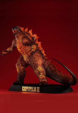 UA Monsters MEGAHOUSE Burning GODZILLA 2019 (GODZILLAⅡ)