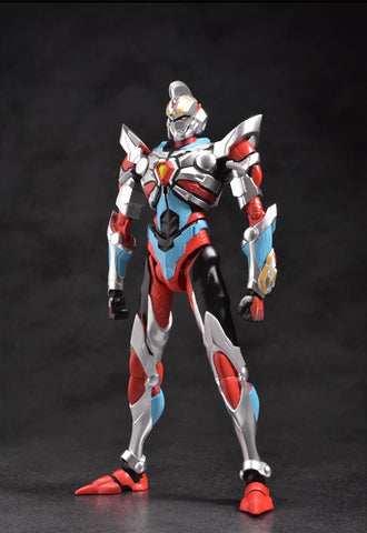 GRIDMAN Hero Action Figure HAF EVOLUTION TOYS GRIDMAN Anime Ver