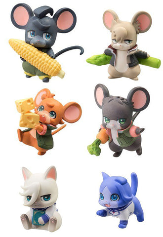 GUNDAM IRON-BLOOD OLPHANS MEAGHOUSE OLPHANCHU IT'S A HARVEST FESTIVAL (Set of 6 Characters)