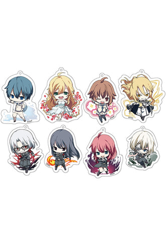 Dies irae Genco Sparkling Acrylic Collection Dies irae (Box set of 8 Characters)