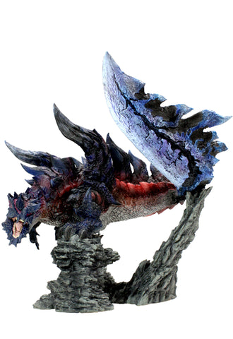 MONSTER HUNTER CAPCOM Capcom Figure Builder Creators Model Glavenus【Resell Version】