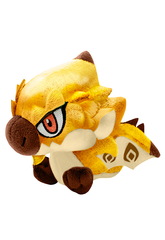 MONSTER HUNTER CAPCOM Monster Hunter Chibi Plush Toy Gold Rathian
