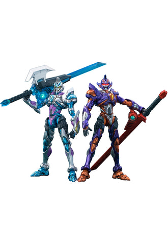Actibuilder SSSS.GRIDMAN  MEGAHOUSE Grid Night & Gridman Initial fighter Set