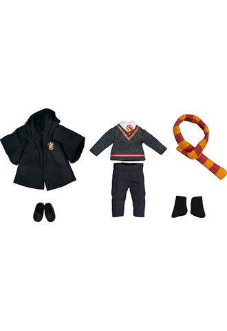 Harry Potter Nendoroid Doll: Outfit Set (Gryffindor Uniform - Boy)