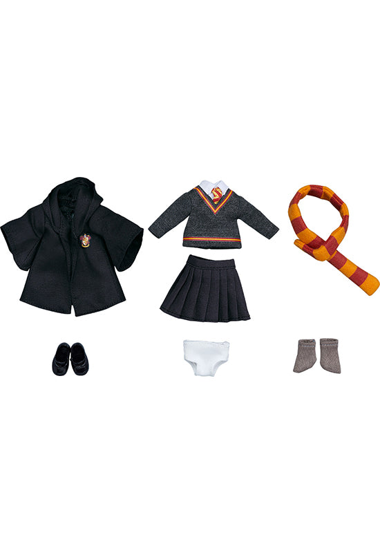 Harry Potter Nendoroid Doll: Outfit Set (Gryffindor Uniform - Girl)