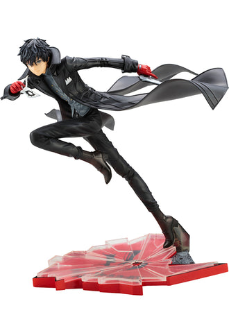 PERSONA 5 Kotobukiya ARTFX J HERO PHANTOM THIEF VER (reproduction)
