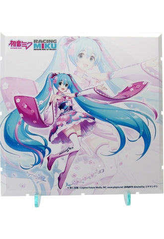 Dioramansion 150 PLM Dioramansion 150: Miku Pit 2019 Optional Panel Haregi Ver.