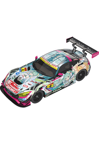 Hatsune Miku GT Project GOODSMILE RACING 1/64 Scale Good Smile Hatsune Miku AMG 2017 SUPER GT Ver.