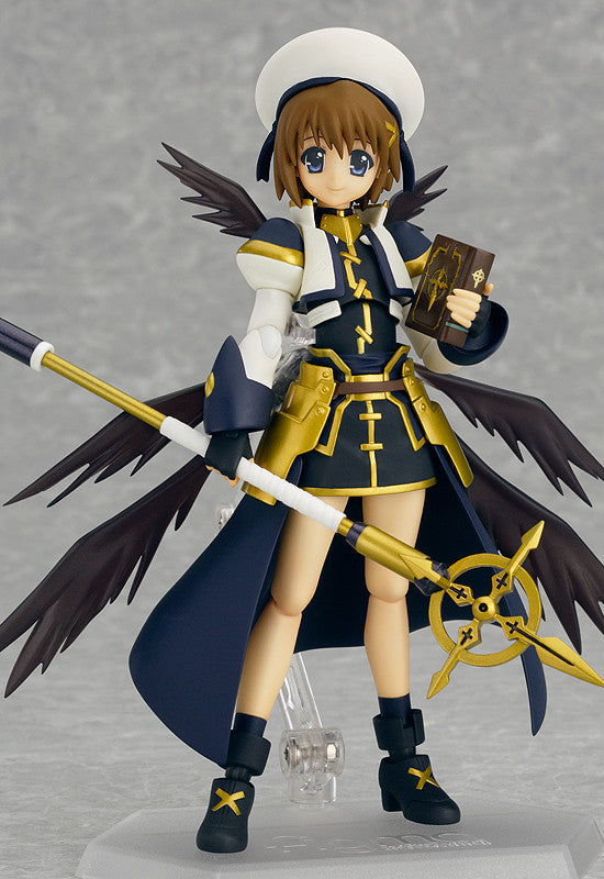 188 Magical Girl Lyrical Nanoha The MOVIE 2nd A's figma Hayate Yagami