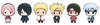 CHOKORIN MASCOT SERIES MEGAHOUSE BORUTO- NARUTO NEXT GENERATIONS (Set of 6 Characters)
