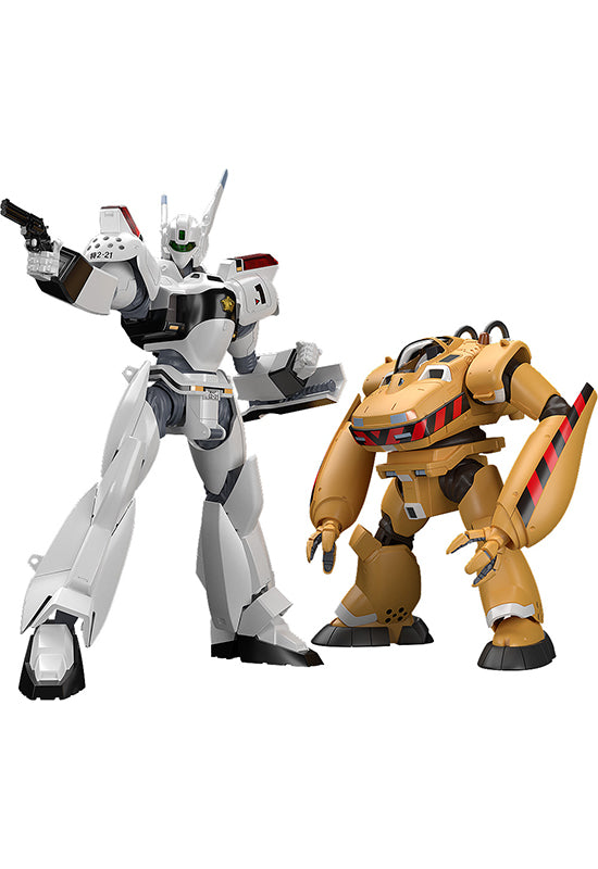 Mobile Police Patlabor Good Smile Company MODEROID AV-98 Ingram & Bulldog Set