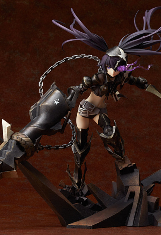 Tv Animation Black Rock Shooter Good Smile Company Insane Black Rock Sho