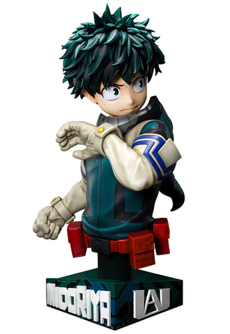 My Hero Academia FURYU Corporation (Americas) My Hero Academia Izuku Midoriya 1/1 Scale Bust Figure
