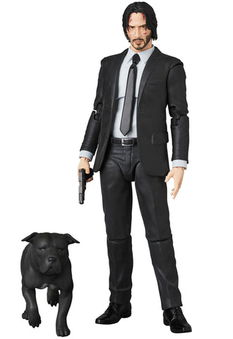 John Wick Chapter 2 MAFEX John Wick second production