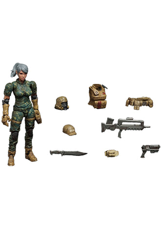 ACID RAIN TOYS ALLIANCE LIMITED 1/18 SCALE FAV-A32 KELSEY COMBAT INSTRUCTOR