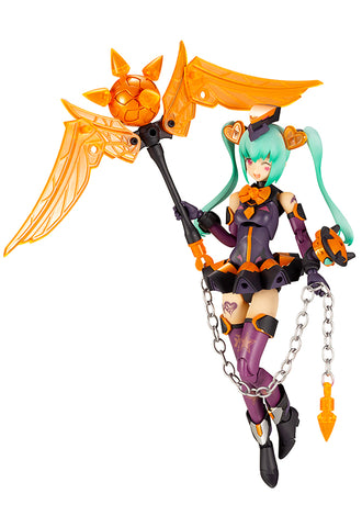 MEGAMI DEVICE Kotobukiya Chaos & Pretty Magical Girl DARKNESS MODEL KIT