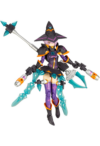 MEGAMI DEVICE Kotobukiya Chaos & Pretty Witch DARKNESS MODEL KIT