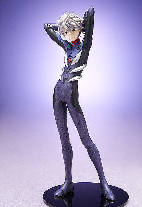 Evangelion: 3.0 You Can (Not) Redo FREEing Kaworu Nagisa
