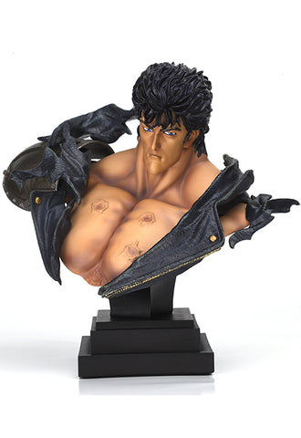 Fist of the North Star Kaiyodo Kenshiro Modelmaster Bust series