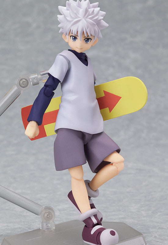 182 Hunter x Hunter figma Killua Zoldyck