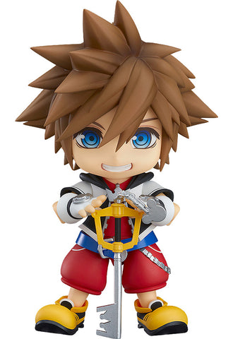 965 Kingdom Hearts Nendoroid Sora(re-run)