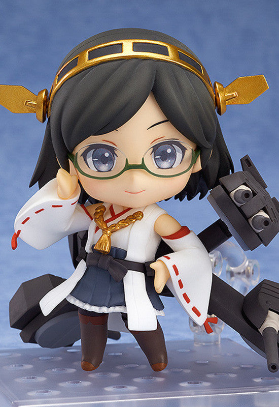 491 Kantai Collection -KanColle- Nendoroid Kirishima