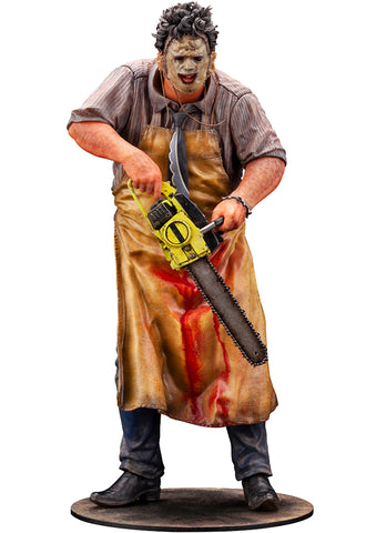 THE TEXAS CHAINSAW MASSACRE (1974) Kotobukiya ARTFX STATUE LEATHERFACE