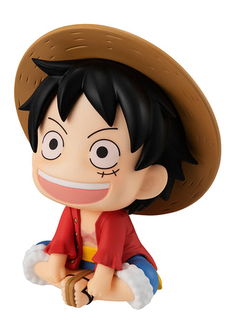 ONE PIECE MEGAHOUSE LOOK UP Monkey. D. Luffy