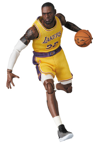 Los Angeles Lakers MAFEX LeBron James